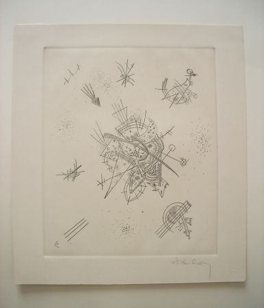 Pointe-Sèche Kandinsky - Kleine Welten X