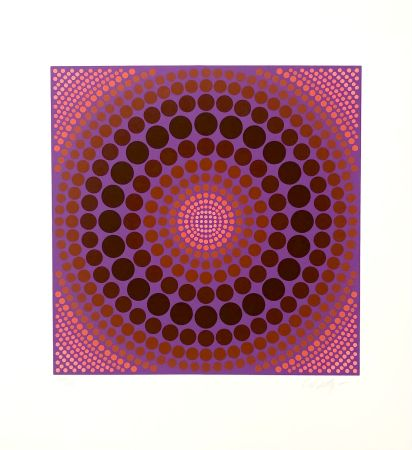 Sérigraphie Vasarely - Koeroek