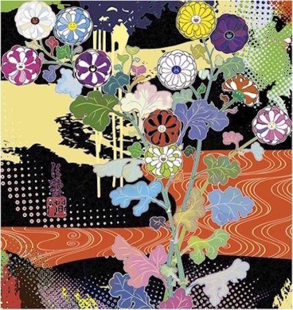 Offset Murakami - Korin, Dark Matter