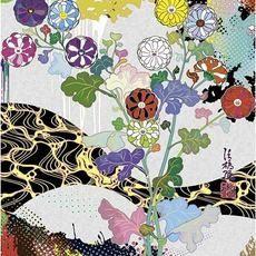 Offset Murakami - Korin, Pure White