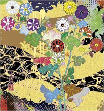 Offset Murakami - Korin, The Time of Celebration