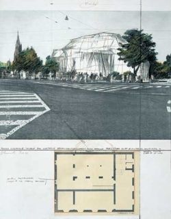 Multiple Christo - Kunsthalle Berlin