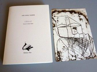 Livre Illustré Tàpies - L'éclat - Tàpies