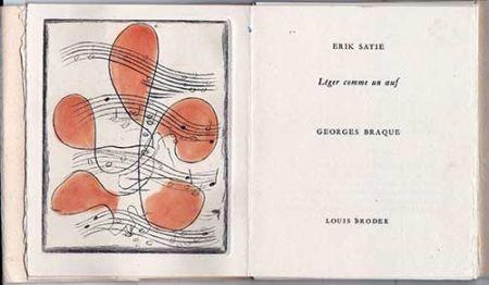 Livre Illustré Braque - Léger comme un oeuf