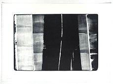 Lithographie Hartung - L-09