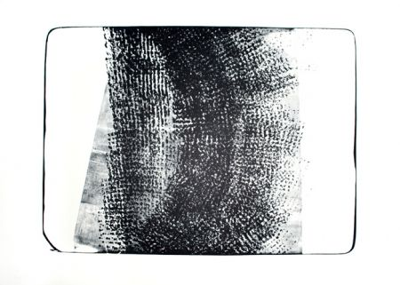 Lithographie Hartung - L-10