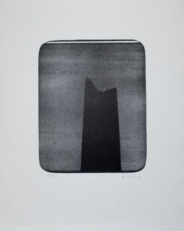 Lithographie Hartung - L-20 A