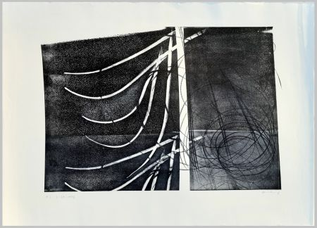 Lithographie Hartung - L-38-1973