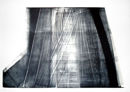 Lithographie Hartung - L-5