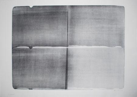 Lithographie Hartung - L-9A-1976