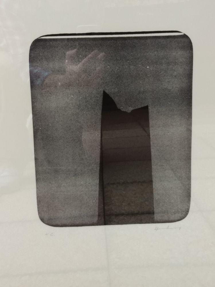 Lithographie Hartung - L20a