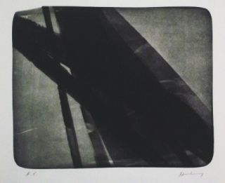 Lithographie Hartung - L22