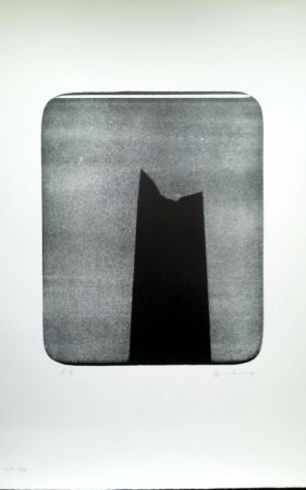 Lithographie Hartung - L 20A