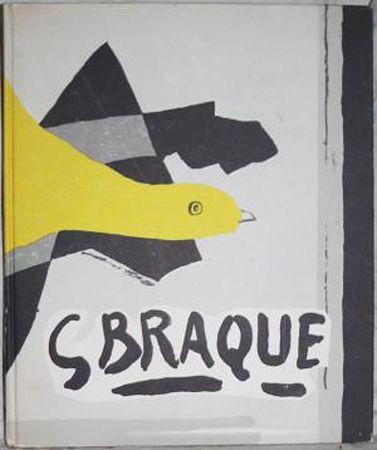 Livre Illustré Braque - L' Oeuvre Graphique de Georges Braque (1961)