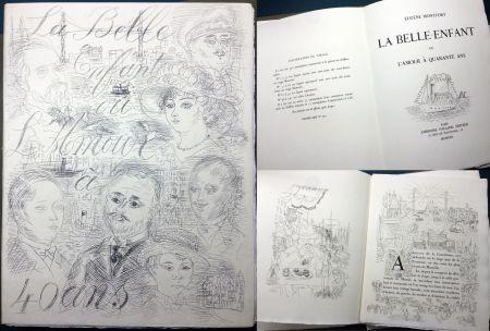 Livre Illustré Dufy - LA BELLE ENFANT OU L'AMOUR À QUARANTE ANS