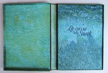 Livre Illustré Baj - La caccia allo Snark