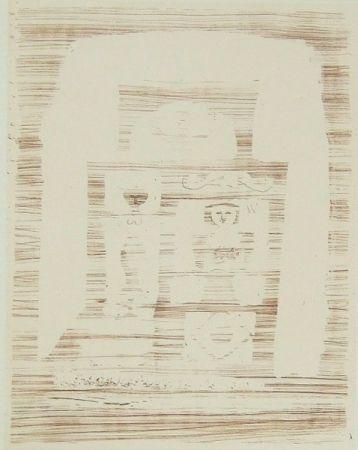 Gravure Campigli - La casa