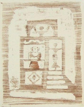 Gravure Campigli - La casa degli idoli