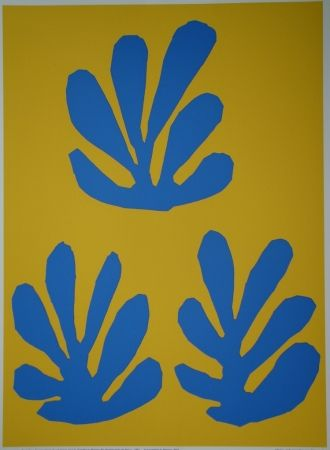 Sérigraphie Matisse - La chapelle du Rosaire de Vence