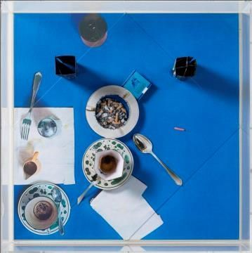Multiple Spoerri - La colazione dell'artista