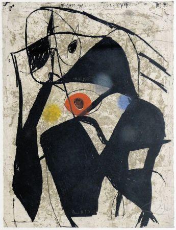 Gravure Miró - La Commedia dell´ arte II