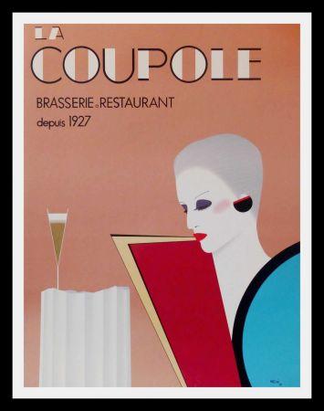 Affiche Razzia - LA COUPOLE BRASSERIE RESTAURANT DEPUIS 1927