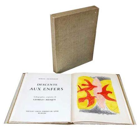 Livre Illustré Braque - La descente aux enfers