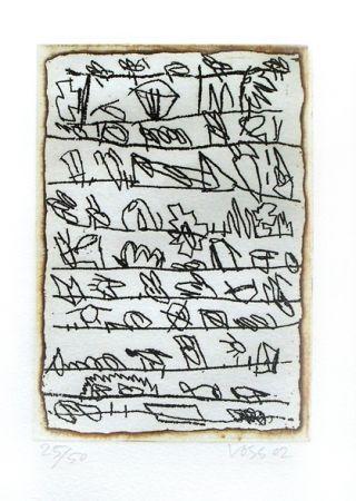 Livre Illustré Voss - La dispersion