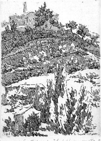 Eau-Forte Castellani - La fabbrica vuota