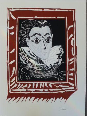 Lithographie Picasso - La Femme À La Fraise