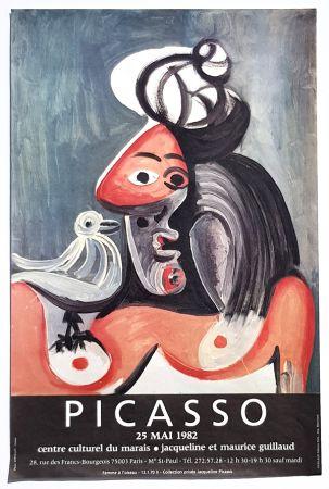 Offset Picasso - La Femme à L'oiseau