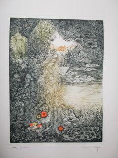 Gravure Ayuso - La Fuente