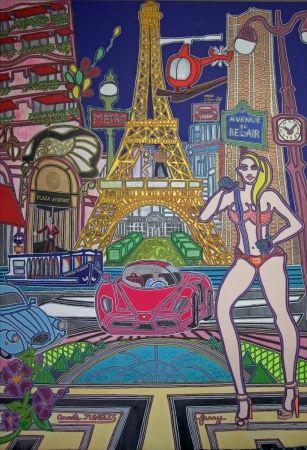 Aucune Technique Fanny - L.A girl in Paris