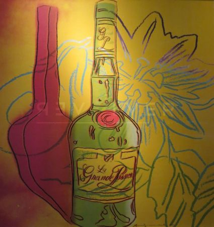 Sérigraphie Warhol - La Grande Passion (FS IIIB.28)