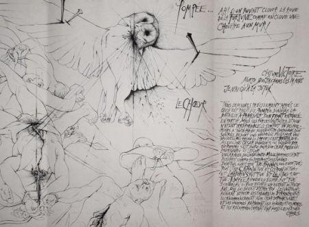 Livre Illustré Trémois - La guerre civile