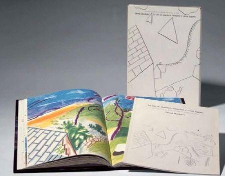 Livre Illustré Hockney -  La Isla de Martha Vineyard y otros lugares