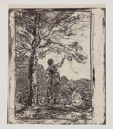 Aucune Technique Corot - La jeune Fille et la Mort (The Maiden and the Death)