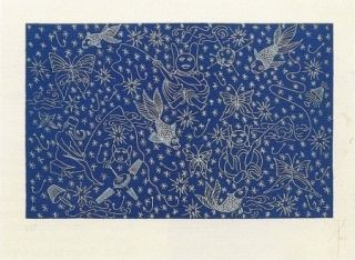 Lithographie Ucles - La lleugeresa dels migdies