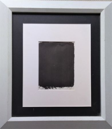 Lithographie Rainer - La Lune en Rodage 1