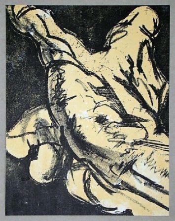Lithographie Dali - La Main