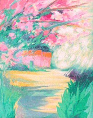 Lithographie Hemeret  - La maison de l'artiste