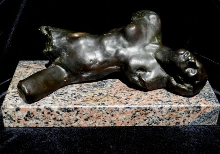 Aucune Technique Rodin - La Martyre