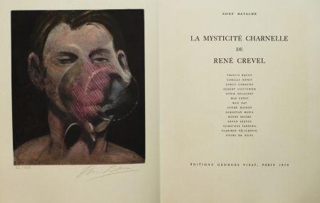 Livre Illustré Bacon - La Mysticité charnelle de René Crevel