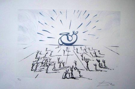 Eau-Forte Et Aquatinte Dali - La naissance