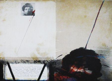 Lithographie Bru - La nomina