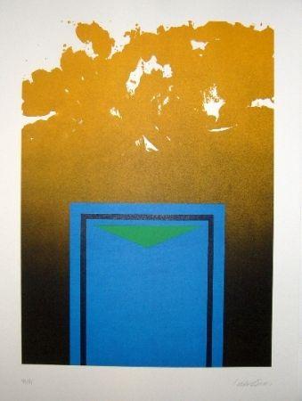 Lithographie Lopez Osornio - La otra geometria 1