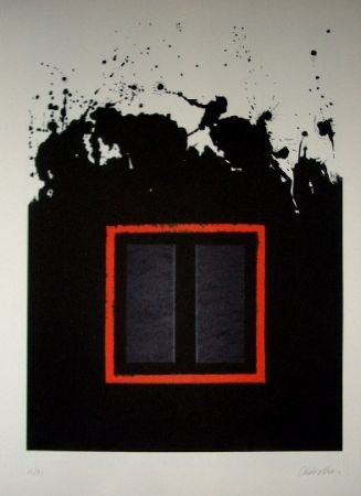 Lithographie Lopez Osornio - La otra geometria 10