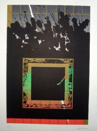 Lithographie Lopez Osornio - La otra geometria 11
