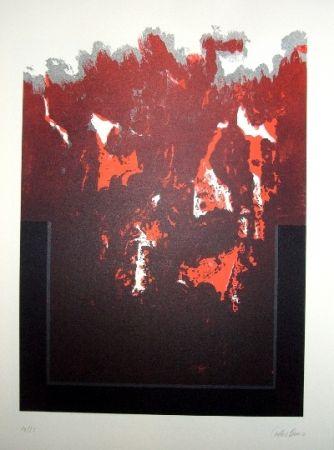Lithographie Lopez Osornio - La otra geometria 3