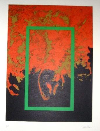 Lithographie Lopez Osornio - La otra geometria 5